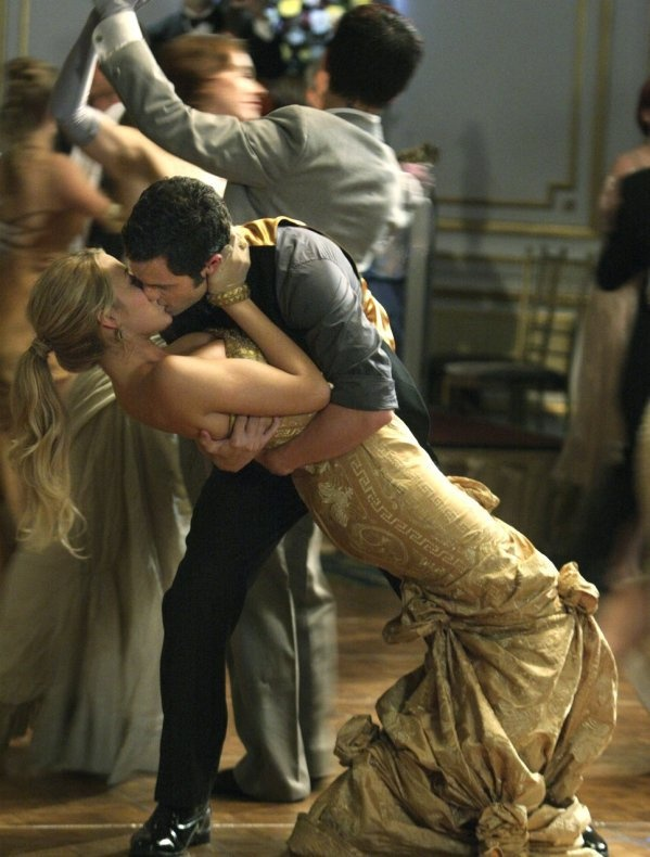 Serena & Dan. Gossip Girl