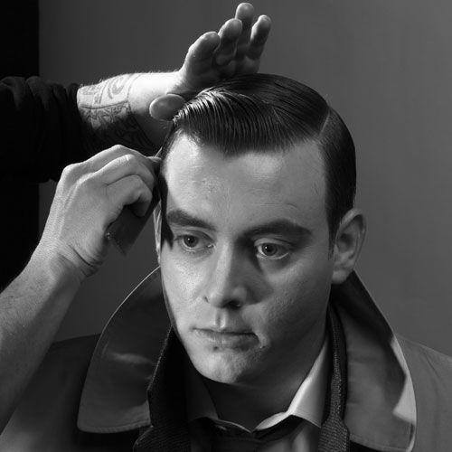 Vintage Hairstyles Men 8