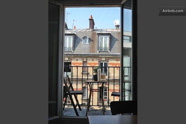 Nice flat 35m2, balcony, Oberkampf in Paris