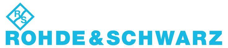 Картинки по запросу rohde & schwarz logo