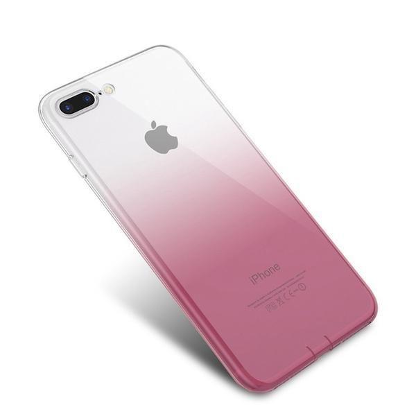 coque iphone xr ultra fine rose
