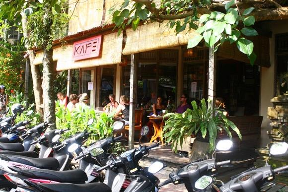 Kafe, Ubud, Bali