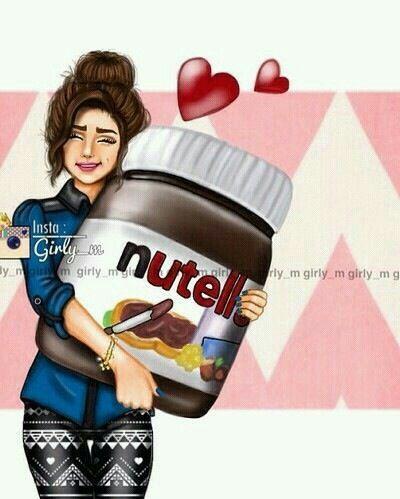 Meu Amor Por Nutella