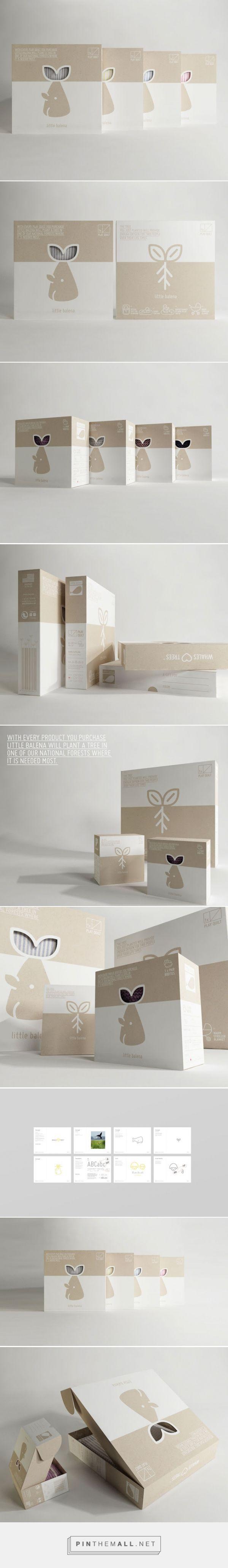 Little Balena - Packaging of the World - Creative Package Design Gallery - http://www.packagingoftheworld.com/2016/02/little-balena.html