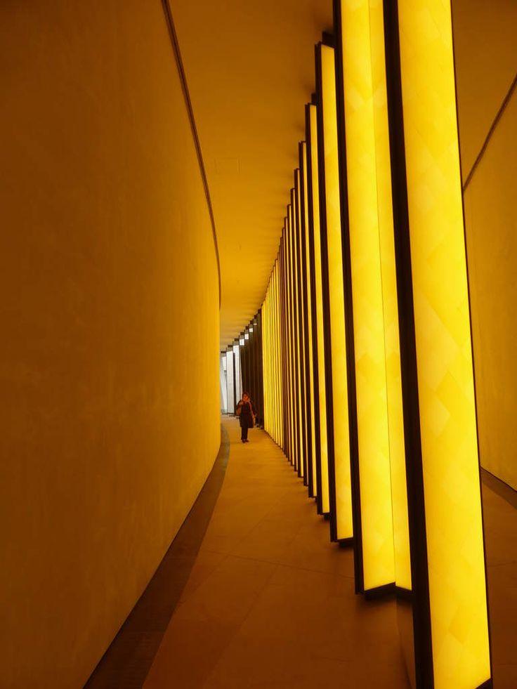 Olafur Eliasson, l'homme qui joue de la lumière et de nos sens / FIAC 2014 & Fondation Louis Vuitton / Paris -