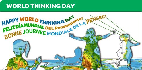 World Thinking Day 2014 WAGGGS selected the following countries of focus for World Thinking Day 2014 to represent the WAGGGS regions: Egypt (Arab Region), Benin (Africa), Bangladesh (Asia/Pacific), and Armenia (Europe), and St Vincent and Grenadines (Western Hemisphere).