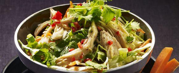 DAGENS RETT: En salat som denne får fart på mandagsmiddagen - Aperitif.no