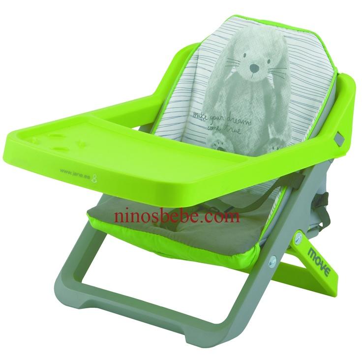 Silla para beb s plegable y convertible en trona se for Sillas de seguridad para ninos