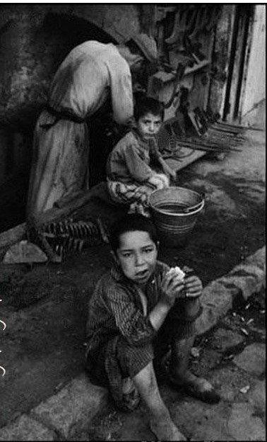 Maraş (Turquie) 1956. Ara Güler .