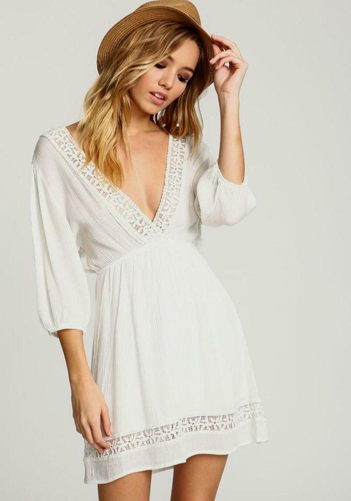9d4809e8c ▷ 1001 + Ideas de vestidos ibicencos que te van a encantar