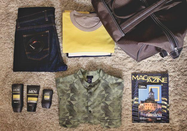 Weekend Travel Kit www.mauvert.com