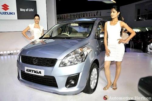 Maruti Suzuki lays more emphasis on in-film branding in India. http://automotivehorizon.sulekha.com/maruti-suzuki-lays-more-emphasis-on-in-film-branding_newsitem_6690 Maruti_Suzuki_Ertiga_AE_2012