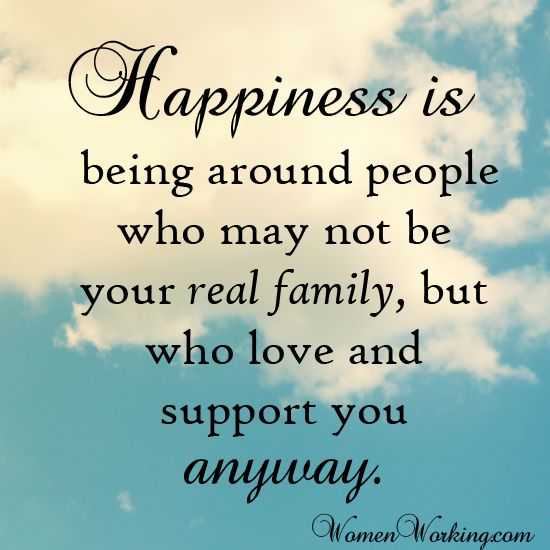 Quotes About Love And Friendship And Happiness: 17 Best Images About Family Appreciation On Pinterest