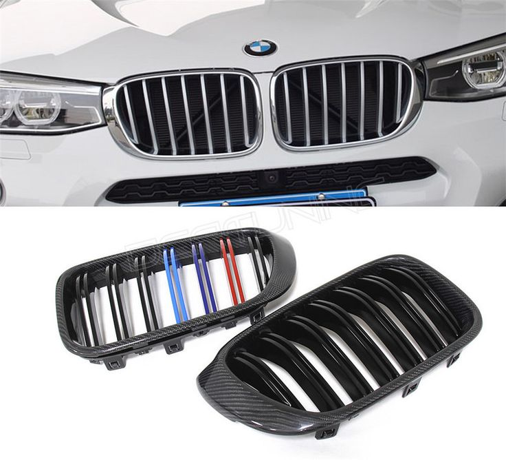 bmw x3 f25 x4 f26 carbon fiber front grille 2 bmw. Black Bedroom Furniture Sets. Home Design Ideas