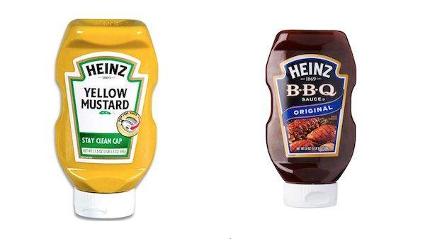 $1.50 In savings On Heinz Mustard & BBQ Sauce!