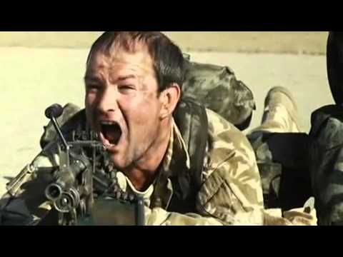 Bravo Two Zero - SAS Battle Scene - YouTube