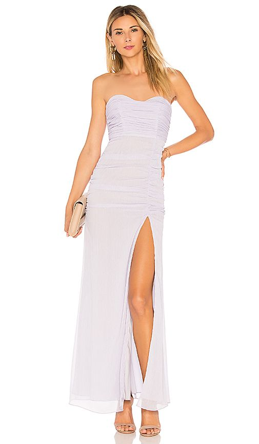 b63e2086dbf Shop for MAJORELLE Iridessa Dress in Powder at REVOLVE. Free 2-3 day  shipping and returns