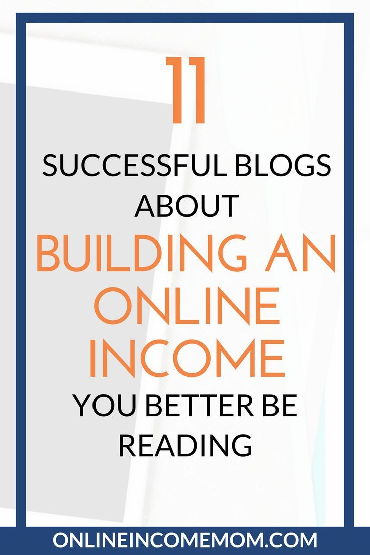 Take a look at these successful blogs! They will teach you how to build your online income and make money online! via @keciahambrick