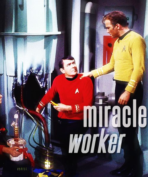 Scotty - Miracle Worker