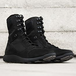 Limited Release | FlyRoam Tactical Leather Boot Collection