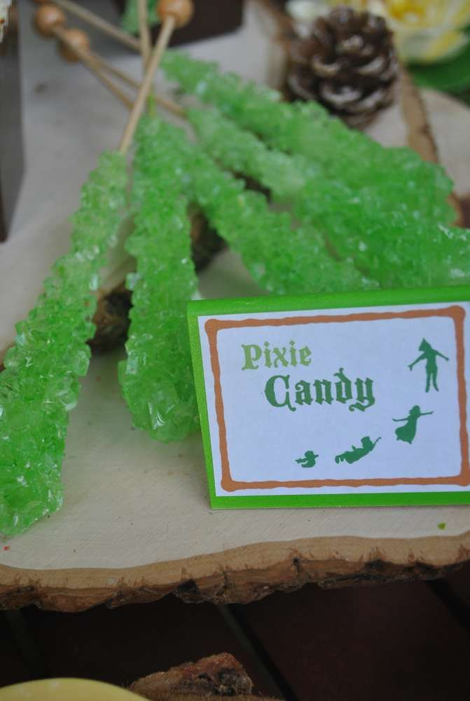 Peter Pan Birthday Party Ideas | Photo 1 of 29 | Catch My Party