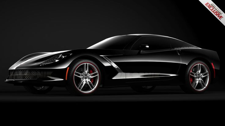 This Image Will Make You Fall In Love With The 2014 Chevy Corvette