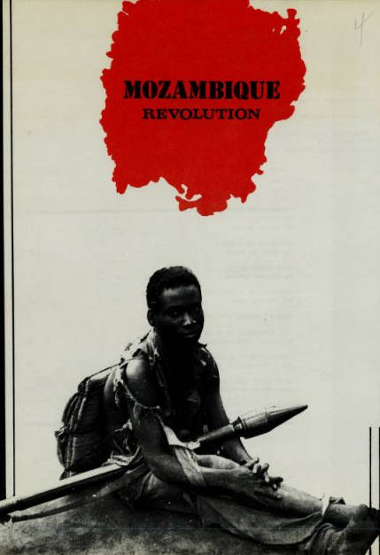 Emerging Nationalism in Portuguese Africa, 1959-1965 :: Mozambique revolution, no. 45 (1970 Oct.-Dec.) :: Contents: Editorial: The coming victory (p. 1); Invasion of Guinea: The lesson for Africa (p. 3); War communique: Big offensive defeated (p. 6); Portuguese atrocities in Mozambique: Hears the evidence (p. 8); Cahora Bassa: Why we say no (p.13); The struggle in Niassa province by Niassa's military commander (p.15); Journey with a camera: British film-makers in Mozambique (p.18).. etc
