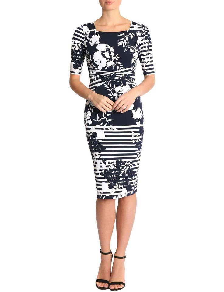 Nautica Jersey Dress   David Jones