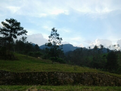 Semarang, Mt. Ungaran