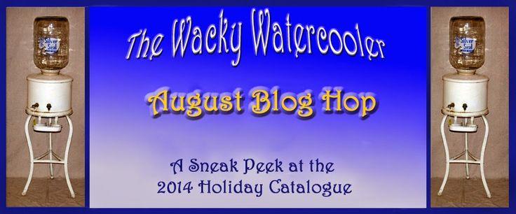 August Wacky Watercooler Blog Hop.