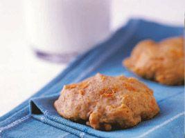 SOSCuisine: Biscuits au tofu et aux carottes