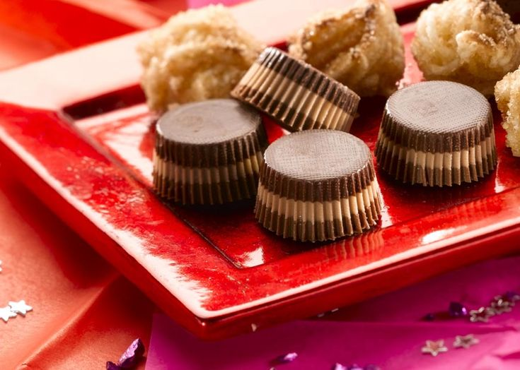 Chokoladekapsler - Lækker julekonfekt opskrift - Se mere her - Odense Marcipan