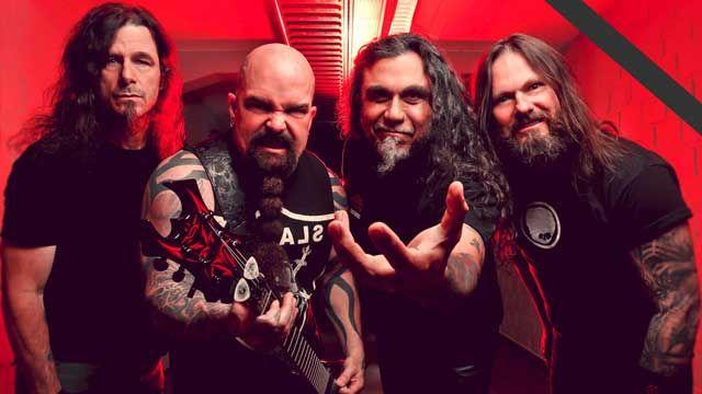 Slayer London WC2 Astoria