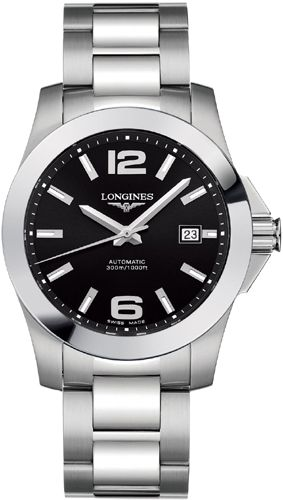 Longines Conquest Automatic 41mm L3.658.4.56.6