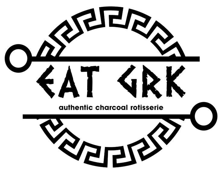 Eat Grk Mascot