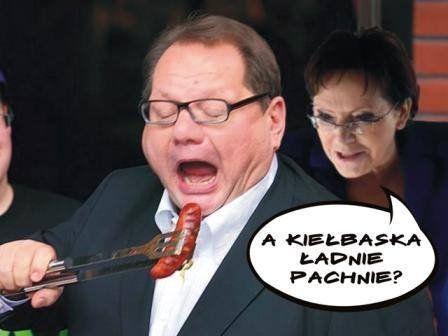 Tyyyle Wam obiecam i zrobię z siebie pośmiewisko. Ewa Kopacz znalazła swój sposób na kampanię wyborczą. ZOBACZ MEMY