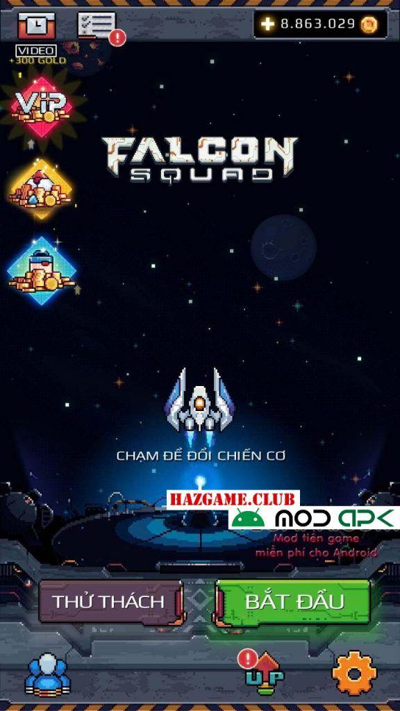 Falcon Squad Mod Apk - Falcon Squad Tips, Tricks - hazgame | games