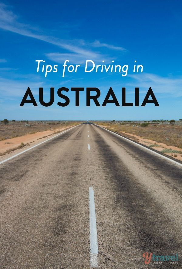 Handy Tips for Driving in Australia
