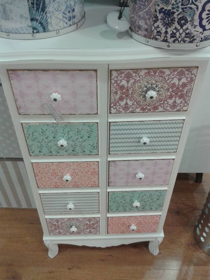 Mueble patchwork                                                                                                                                                                                 Más