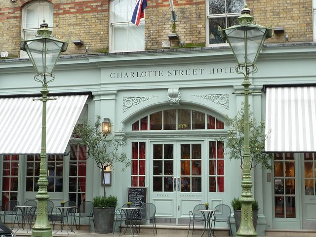 Charlotte Street Hotel London | Inside the world of Firmdale Hotel group owners, Tim and Kit Kemp