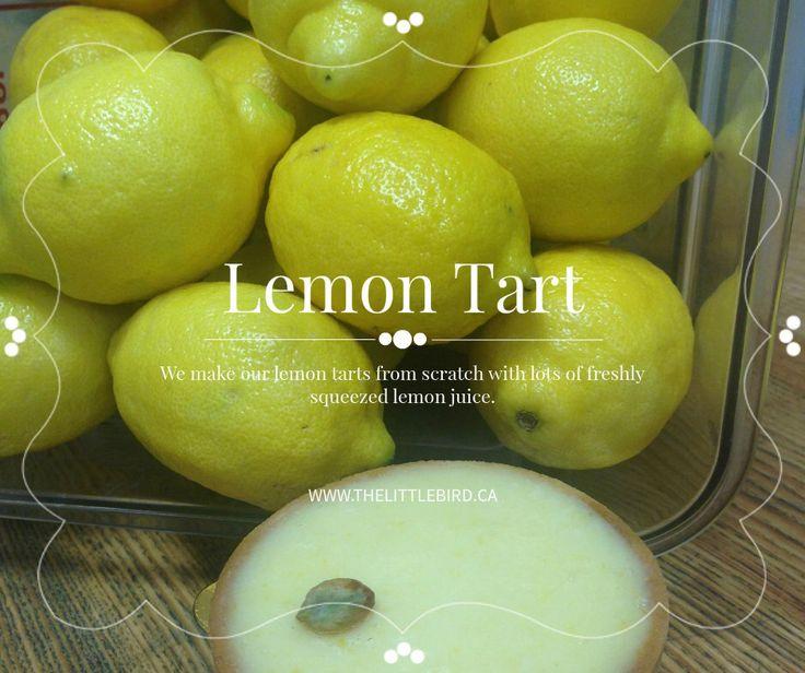 Lemon tart=perfection!