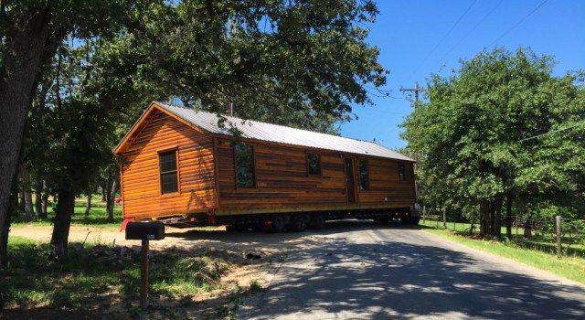 Texas log cabin Designs