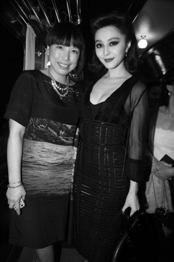 Angelica Cheung Vogue China