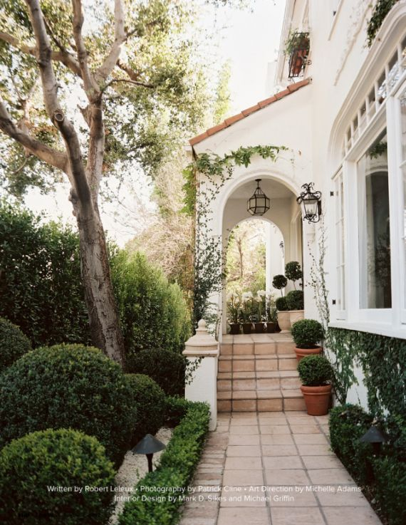 mark sikes beverly hills home