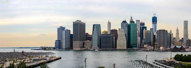 Skyline, New York.