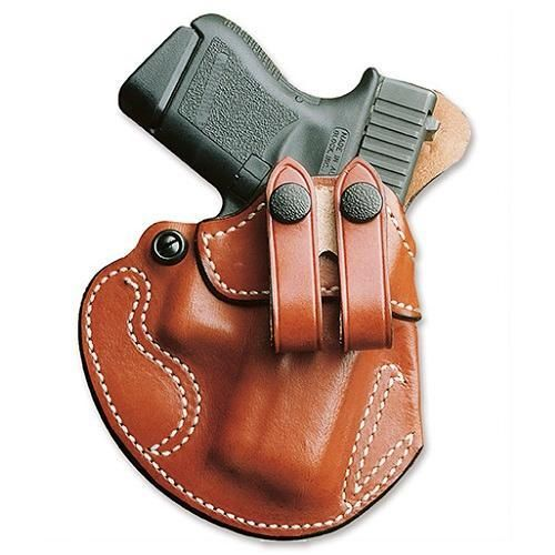DeSantis RH Black Cozy Partner Holster-SandW MP Shield 9-40