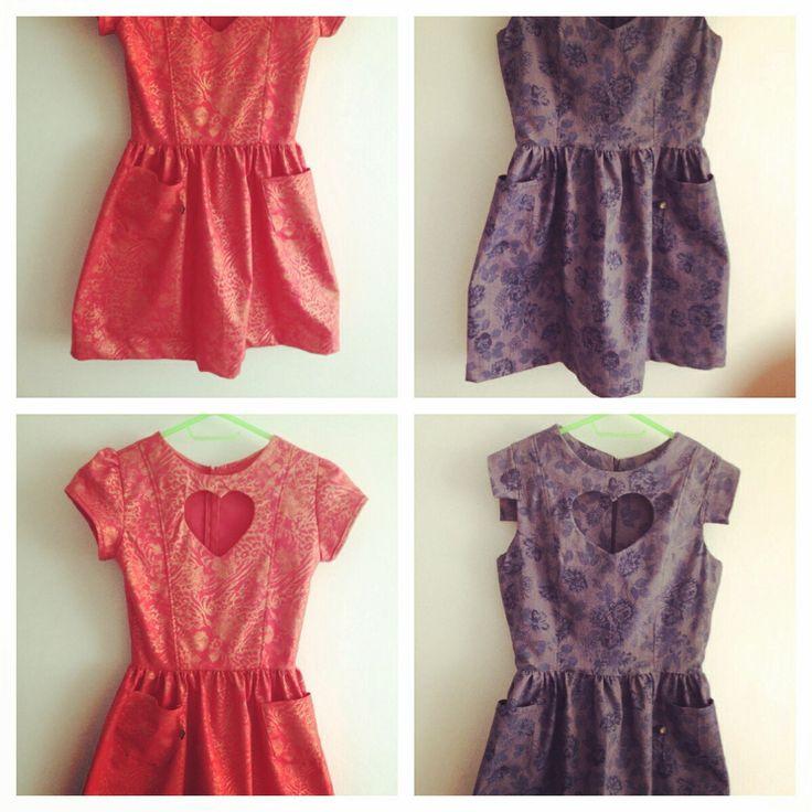 Nuevos vestidos