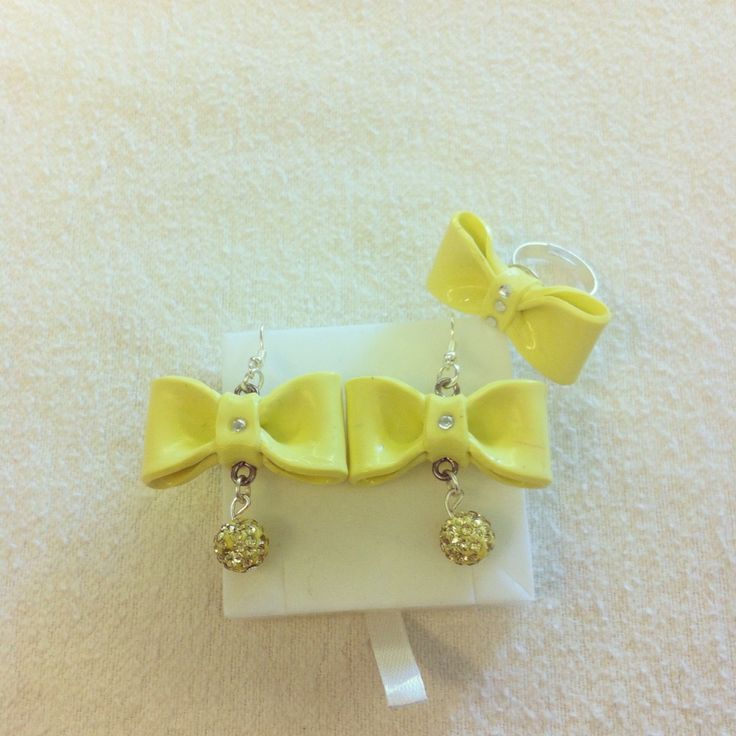 Fiocchi giallo