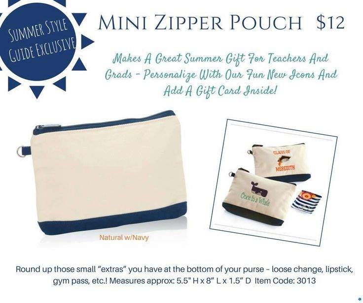 Michelles tote ally amazing 31 430 mini zipper pouch makes a great gift shop for it https negle Gallery