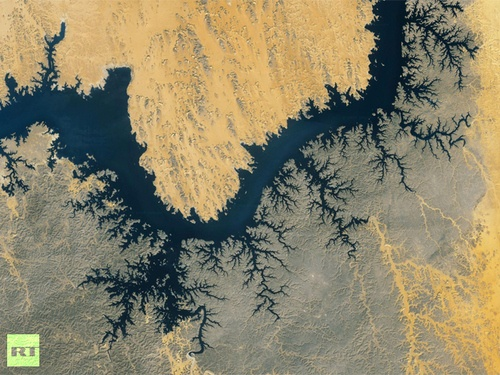 26 best rivers images on pinterest nile river ancient egypt and river nile google earth satellite view egyptmapsriyadh gumiabroncs Images